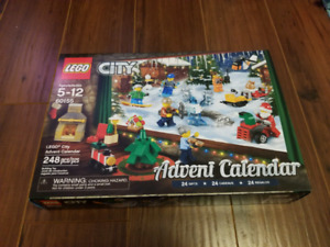 Lego advent calenders 2017 New