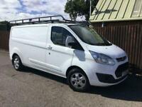 2018 Ford Transit Custom 2.0 290 LWB LIMITED LR P/V 129 BHP ** EURO6 ** ZERO EMI