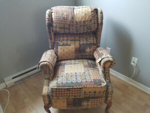 Fauteuil simple inclinable