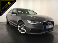 2013 AUDI A6 S LINE TDI AUTOMATIC DIESEL 1 OWNER SERVICE HISTORY FINANCE PX