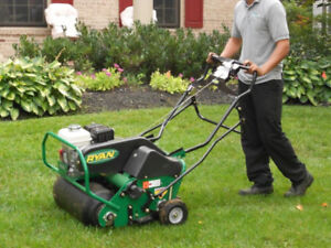 *WEEKEND SPECIAL *Lawn Aeration* *Best Lawn Care in Vaughan*
