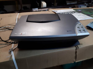 Lexmark X1150 printer and flatbed scanner
