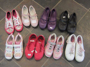 Back to school girl SHOES, mind condition, great prices