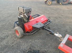 Quad atv logic flail mower grass topper cutter farm livestock tractor for sale  Motherwell, North Lanarkshire