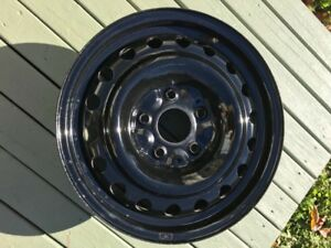 Chrysler 16x6.5 Grand Caravan wheels and sensors.