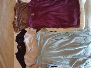 Maternity tank tops and tshirts