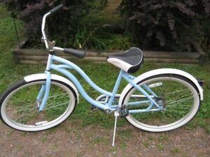Beautiful Ladies Cruiser Bike