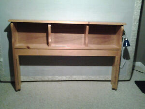 FREE queen size box spring and headboard