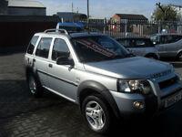 Land Rover Freelander 2.0Td4 2006 HSE CHOICE OF 2