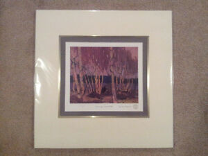 "Limited Edition ""Evening, Canoe Lake"" by Tom Thomson London Ontario image 5"