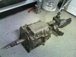Ford Pinto or Bobcat Transmission