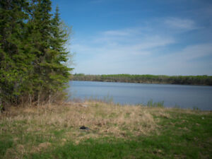 WATERFRONT LOT ON BIRD RIVER