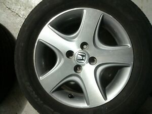 CIVIC SI Mags & TIRES 15 INCH