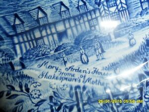 Dishes/Royal Essex/Shakespear Country Blue London Ontario image 7