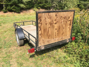 Selling my 4 x12 Utility Trailer