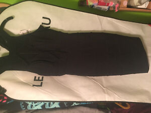 Black Le Chateau skin tight dress NEVER WORN