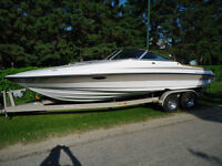 2001 Reinell  240 c with cuddy 496 Mercruiser  for sale