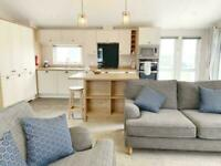 LUXURY LODGE 40X20 3 BEDROOMS DECKING INCLUDED