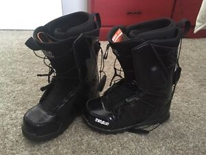 Thirtytwo snowboard boots!