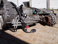Ford F-250 6 speed automatic Transmission/ Transfer Case (FX4)