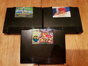 LOT JEUX NEO GEO AES