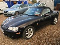 2004 MAZDA MX 5 1.8i [Option Pack] SOLD PLEASE SEE OUR OTHER LISTINGS