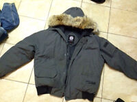 Canada goose large homme