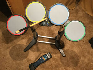 For sale. Xbox 360 Rock Band Drums