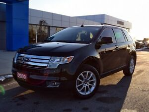 2009 Ford Edge SEL   LOCAL TRADE-VERY CLEAN-PRICED TO SELL