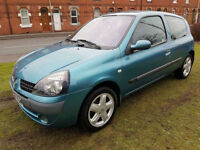 Renault Clio 1.2 16v Dynamique PX Swap Anything considered