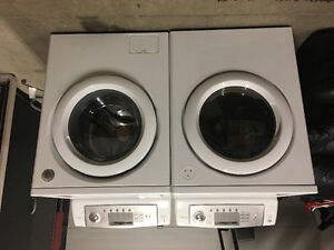 Lg washer, electric dryer