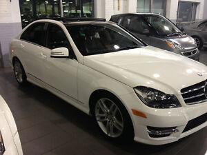 2014 Mercedes-Benz 300-Series C300 Berline