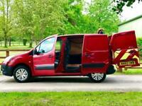 Rare Citroen Berlingo XTR+ / Peugeot Partner 1.6HDi Van ***Only Done 42,000***