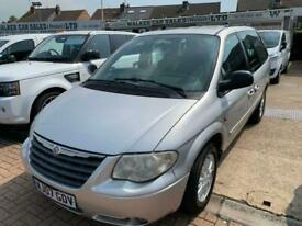 image for 2007 Chrysler Voyager 2.8 CRD LX 5dr Auto MPV Diesel Automatic