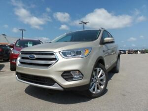 2017 Ford Escape TITANIUM 2.0L ECO 301A