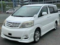 Toyota Alphard AS Prime Selection 2 Petrol Auto 2.4 MPV Petrol Automatic