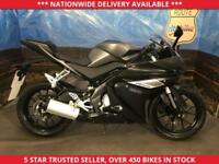 YAMAHA YZF-R125 YZF R125 ABS MODEL LOW MILES ONLY 871 LEARNER 2016 66