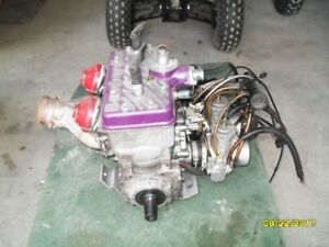 99 670 HO motor complete ready to use.$500.firm.