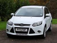 Ford Focus 1.0 Zetec 5dr PETROL MANUAL 2012/62