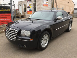 2010 CHRYSLER 300 TOURING 168343 KMS TOUCH SCREEN ALLOY WHEELS