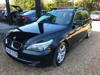 2008 BMW 520 2.0TD auto d SE Touring - 8 SERVICES STAMPS