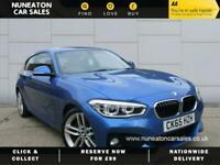 2015 BMW 1 Series 120D M SPORT Auto Hatchback Diesel Automatic