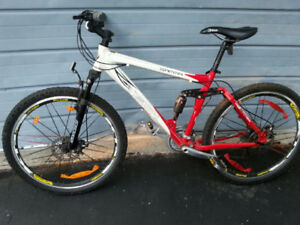 Gamma Vision Mens 24 Speed Mountain Bike