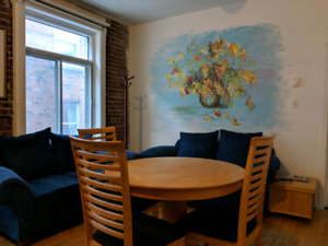 Room downtown - Concordia - few steps from Atwater station