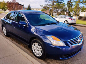 2009 Nissan Altima 2.5 S Active and Winter Ready