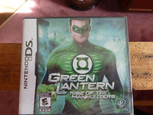 Green Lantern: Rise of the Manhunters - nintendo DS Kitchener / Waterloo Kitchener Area image 1