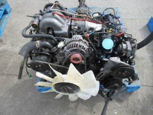 FC3S S5 Turbo 2 13B 1.3L Rotary Engine w/ Trans