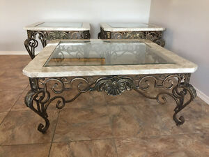 Coffee Table &End Tables