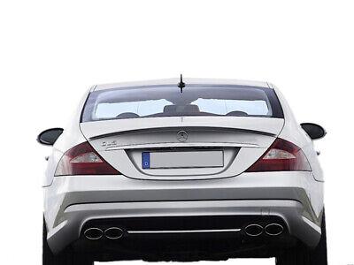 Flügel für den Heck, geeignet für Mercedes CLS-Klasse W219, 197 Schwarz lackiert