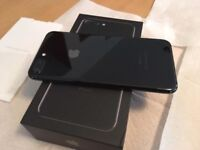 Apple iPhone 7 Plus 128gb jet black unlocked